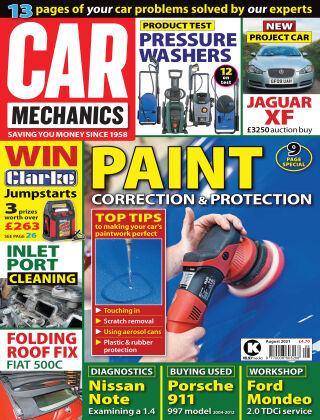 Car Mechanics August 2021