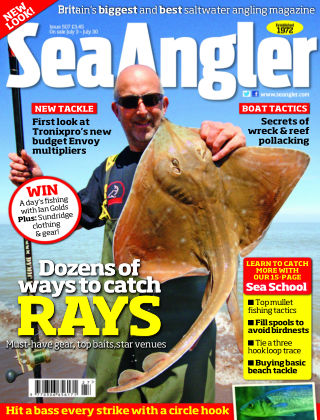Sea Angler July 30, 2014