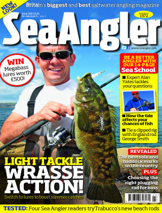 Sea Angler July 2, 2014