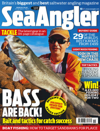 Sea Angler May 6 2015