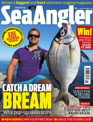 Sea Angler June 3rd 2015