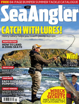 Sea Angler July 1st 2015
