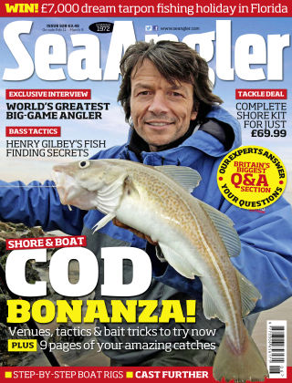 Sea Angler Feb - Mar 2016
