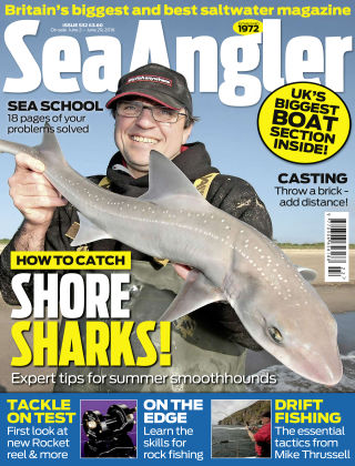 Sea Angler 2 Jun - 29 Jun 2016