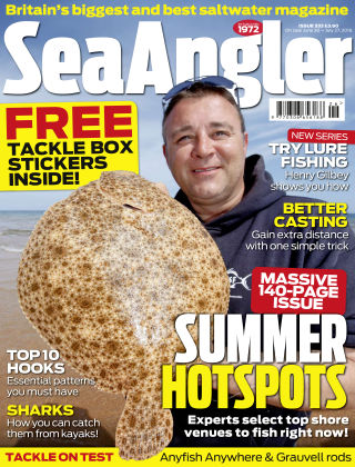 Sea Angler Jun - Jul 2016