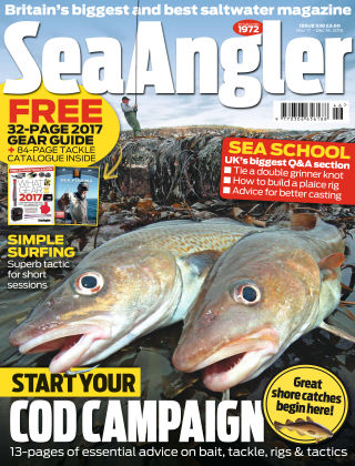 Sea Angler Nov - Dec 2016