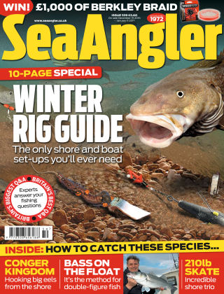 Sea Angler Dec - Jan 2017