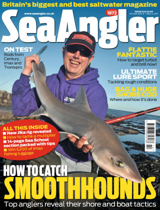 Sea Angler April 2017