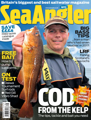 Sea Angler Issue 549