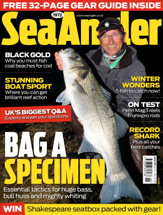 Sea Angler Issue 551