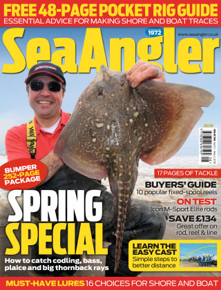 Sea Angler Issue 556