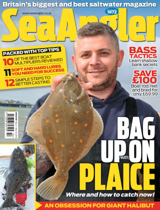 Sea Angler Issue 557