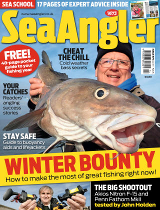 Sea Angler Issue 579