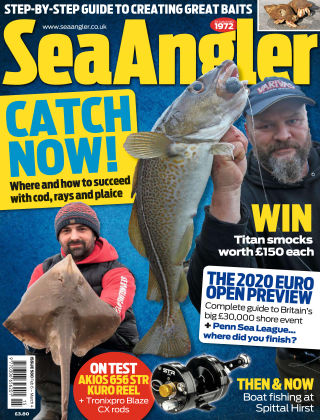 Sea Angler Issue 580