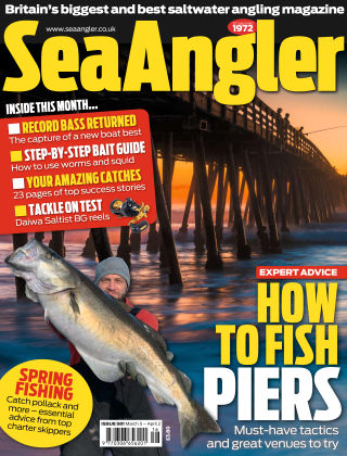 Sea Angler Issue 581