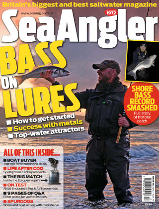 Sea Angler Issue 582
