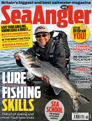 Sea Angler Issue 583