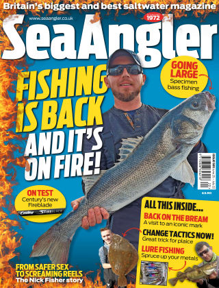 Sea Angler Issue 585
