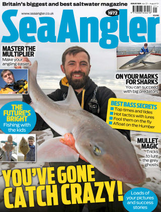 Sea Angler Issue 586