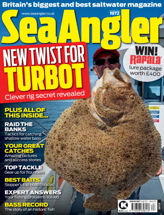 Sea Angler Issue 587