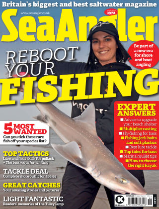 Sea Angler Issue 588
