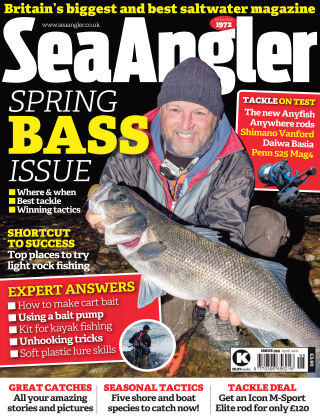 Sea Angler Issue 595 April 2021