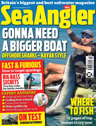 Sea Angler Issue 599