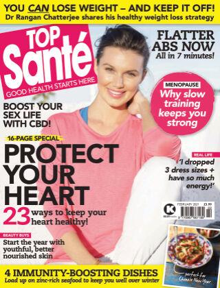 Top Sante February 2021