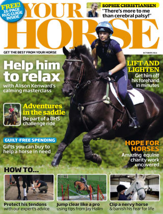 Your Horse October 2014