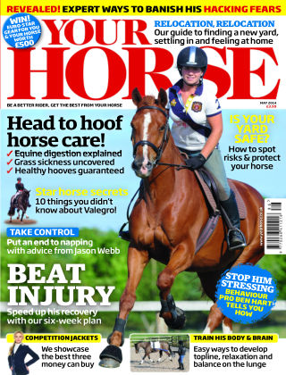 Your Horse May 2014