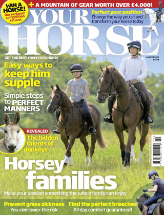 Your Horse August 2015