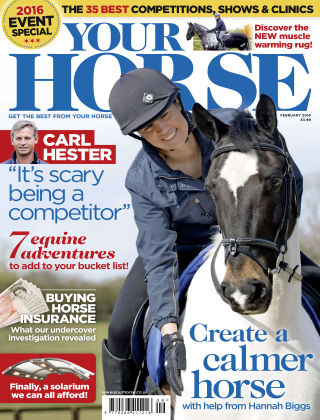 Your Horse February 2016