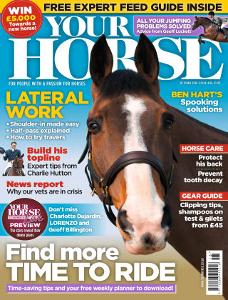 Your Horse October 2016