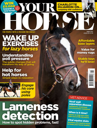 Your Horse January 2017