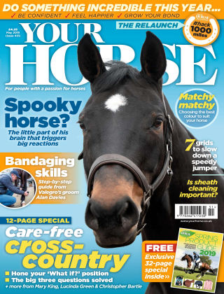 Your Horse May 2019