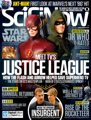 SciFiNow Issue 103