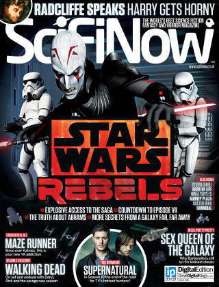 SciFiNow Issue 098