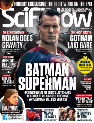 SciFiNow Issue 099