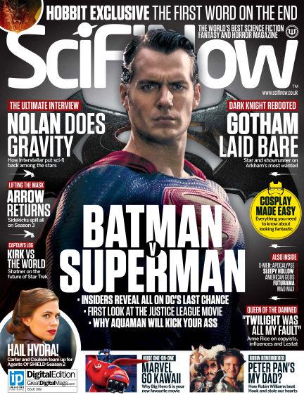 SciFiNow October 22, 2014 00:00