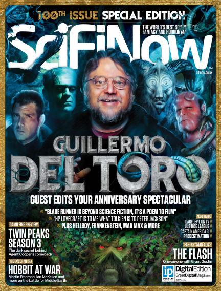 SciFiNow November 19, 2014 00:00