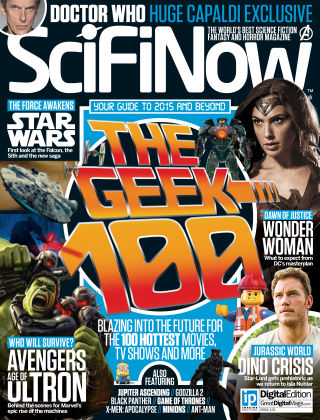 SciFiNow Issue 101
