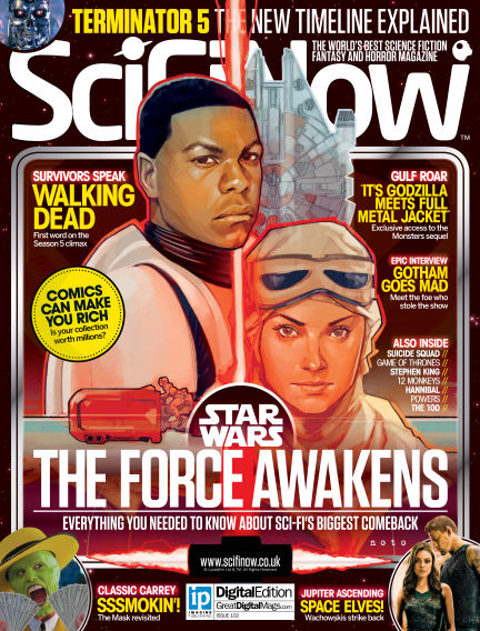 SciFiNow January 14, 2015 00:00