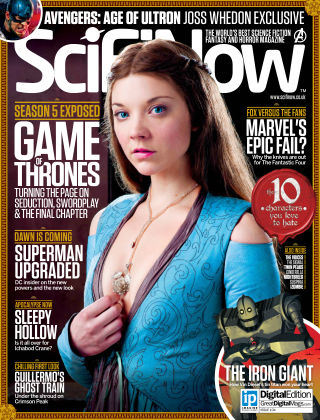 SciFiNow Issue 104
