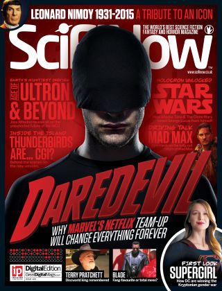 SciFiNow Issue 105