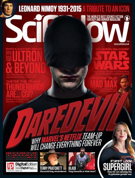 SciFiNow April 08, 2015 00:00