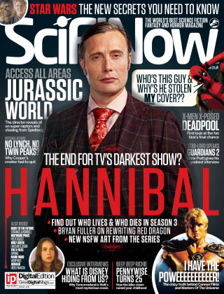 SciFiNow Issue 106