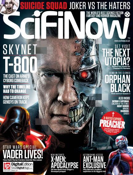 SciFiNow June 03, 2015 00:00