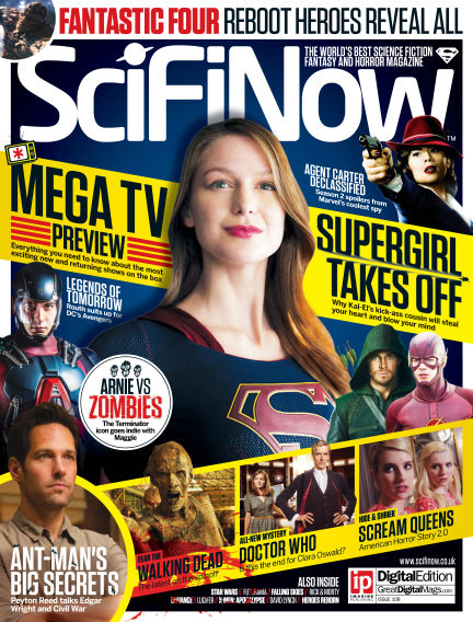 SciFiNow July 01, 2015 00:00