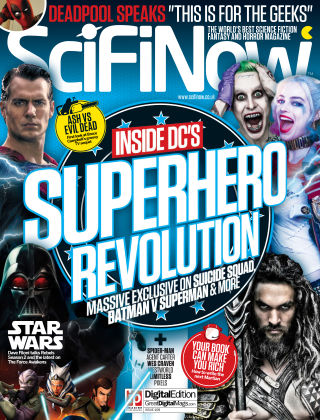 SciFiNow Issue 109