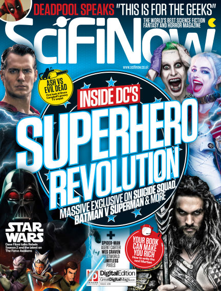SciFiNow July 29, 2015 00:00